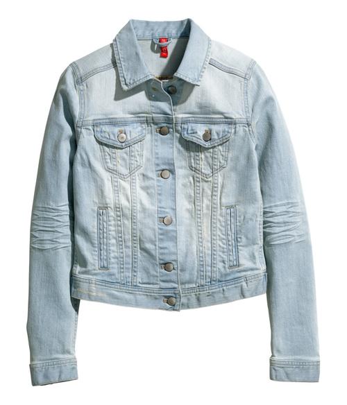 Denim Jacket by H&M in Krampus