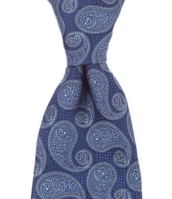 Single Paisley Silk Tie by Hart Schaffner Marx in How To Get Away With Murder