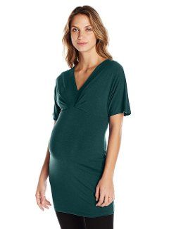 Women's V-Neck Tunic Dress by Jules & Jim in If I Stay