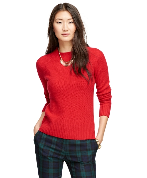 Cashmere Sweater by Brooks Brothers in Unfriended