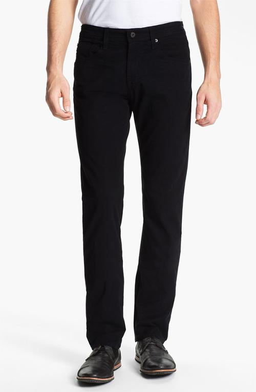 Matchbox SUD Slim Straight Leg Pants by AG in Addicted