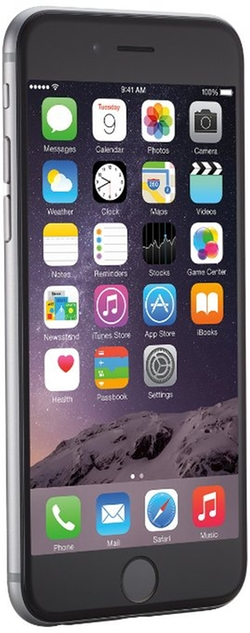iPhone 6 Space Gray by Apple in Ballers