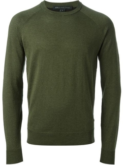 Crew Neck Sweater by Marc By Marc Jacobs in A Walk in the Woods