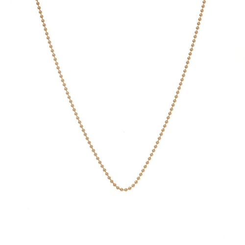 Large Ball Chain Necklace by Jennifer Fisher in The Other Woman