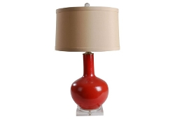 Table Lamp by Morpheus in Me and Earl and the Dying Girl