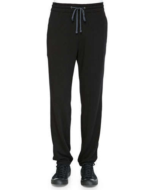 French Terry Sweatpants by James Perse in Fifty Shades of Grey