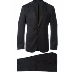 Two Piece Suit by Boss Hugo Boss in Fuller House