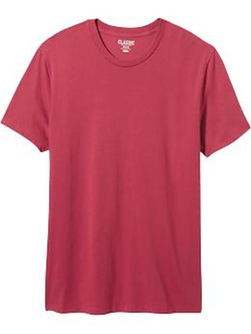 Men's Classic Crew-Neck Tees by Old Navy in The Disappearance of Eleanor Rigby