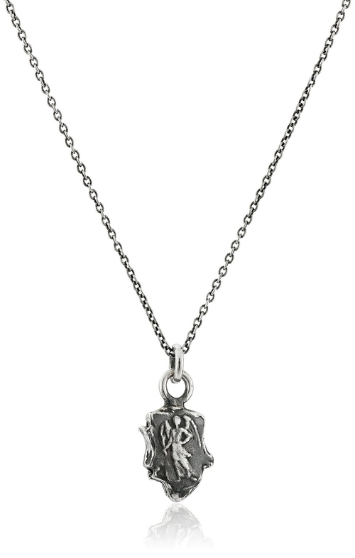 Petite Talisman Pendant Necklace by Pyrrha in Sicario