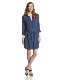 Jersey Shirtdress by Velvet by Graham & Spencer in Limitless