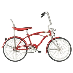 Hero Beach Cruiser Bike by Micargi in Mr. & Mrs. Smith