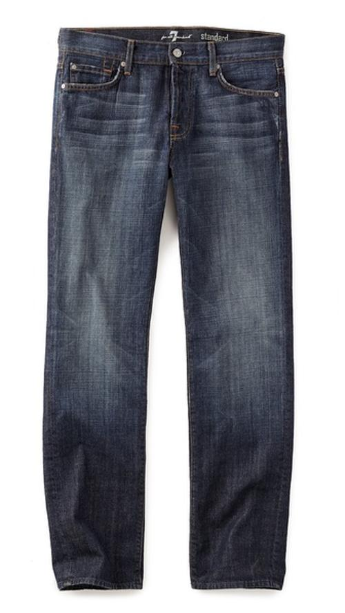 Standard Straight Leg Jeans by 7 For All Mankind in X-Men: Days of Future Past
