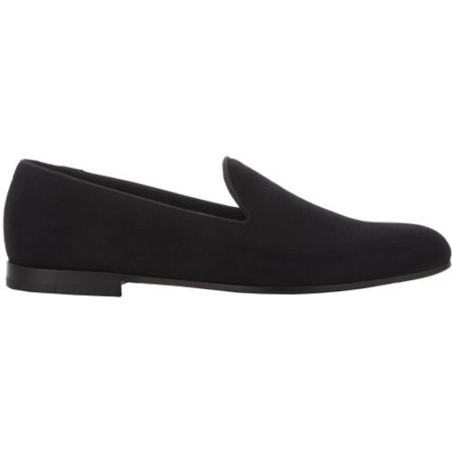 Suede Venetian Loafer Shoes by Giorgio Armani in The Other Woman