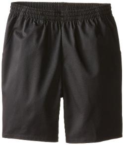 Classroom Big Boys' Uniform Pull-On Husky Short by Classroom Uniforms in Unbroken