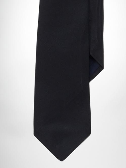 Solid Silk Tie by Polo Ralph Lauren in The Judge