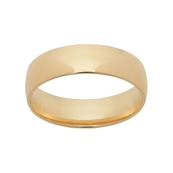 Gold Wedding Band by Kohl's in A Walk in the Woods