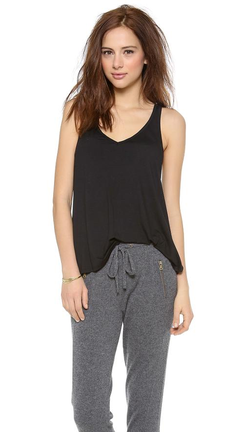 V Layering Tank Top by Feel The Piece in Project Almanac