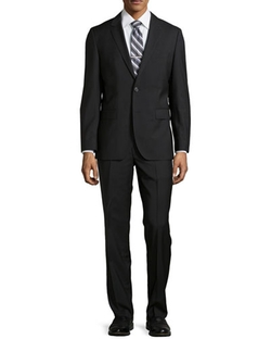James Two-Piece Suit by Hugo Boss in Steve Jobs