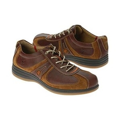 Yak Natural Tie Casual Sneaker by Ecco in The Big Bang Theory