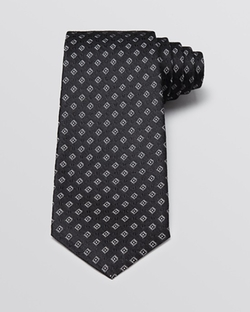 Diamond Medallion Classic Tie by John Varvatos in Ballers