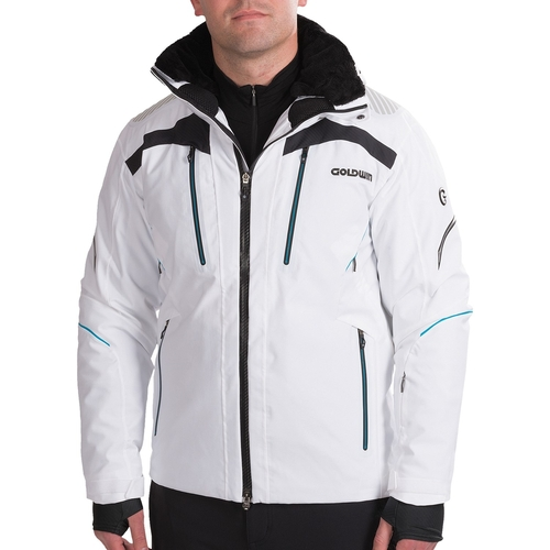 Kigokochi Ski Jacket by Goldwin in Point Break