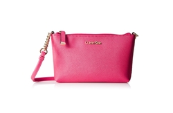 Saffiano Cross Body Bag by Calvin Klein in Unbreakable Kimmy Schmidt