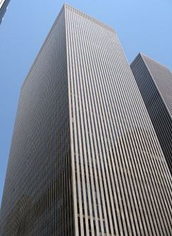 New York City, New York by 1211 Avenue of the Americas Building (News Corp. Building) in The Loft