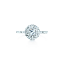 Soleste Ring by Tiffany in Focus