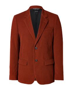 Cotton Corduroy Blazer by MARC JACOBS in Jersey Boys