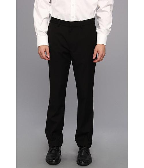 Solid Dress Pant by Kenneth Cole Sportswear in The Wolverine