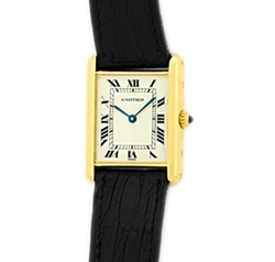 Louis Cartier Classic Tank Watch by Cartier in Gypsy