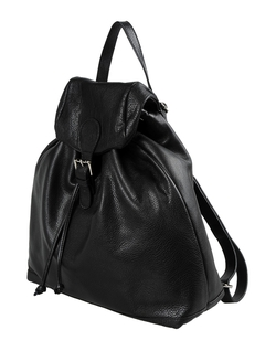 Leather Backpack by 8 in Safe House