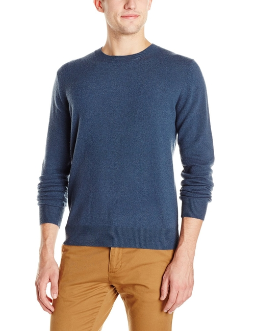 Cashmere Crew Neck Sweater by Christopher Fischer in Love Actually