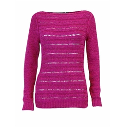 Knit Crochet Sweater by Ralph Lauren in Love, Rosie