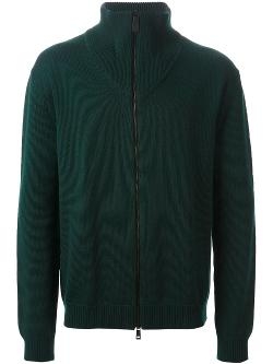 Zip Fastening Cardigan by Jil Sander in No Strings Attached