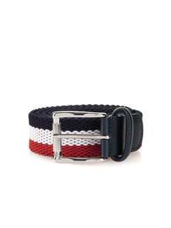 Woven Elasticated Belt by Anderson's in Scream Queens