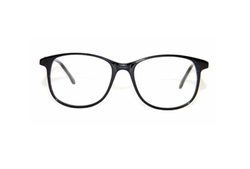 Round Retro Optical Frame Eyeglasses by Vuarnet in American Housewife