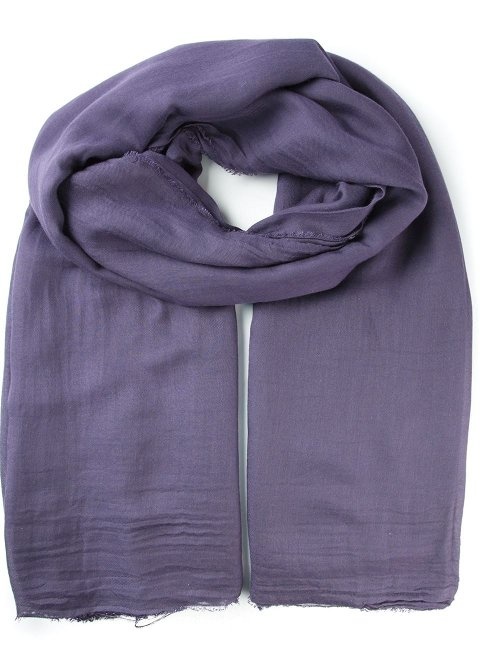 Modal Silk Blend Scarf by Nordstrom in The Best of Me