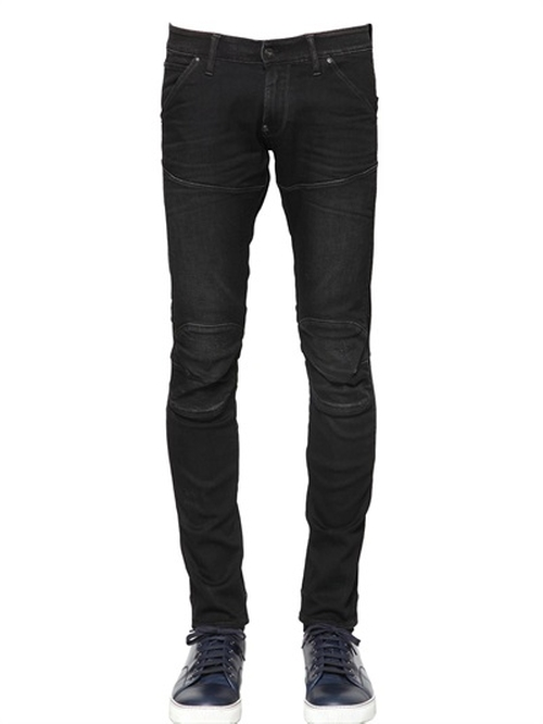 Super Slim Denim Jeans by G-Star in She's Funny That Way