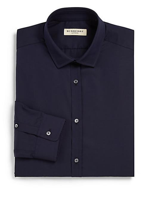 Tonal Stripe Dress Shirt by BURBERRY LONDON in This Is Where I Leave You
