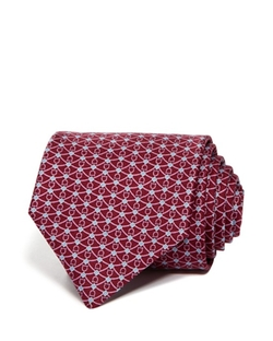 Zargo Classic Tie by Salvatore Ferragamo in The Blacklist