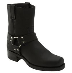 'Harness 8R' Boots by Frye in Entourage