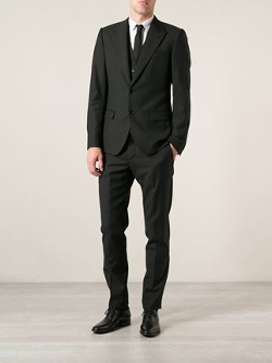 Three Piece Suit by Dolce & Gabbana in Entourage