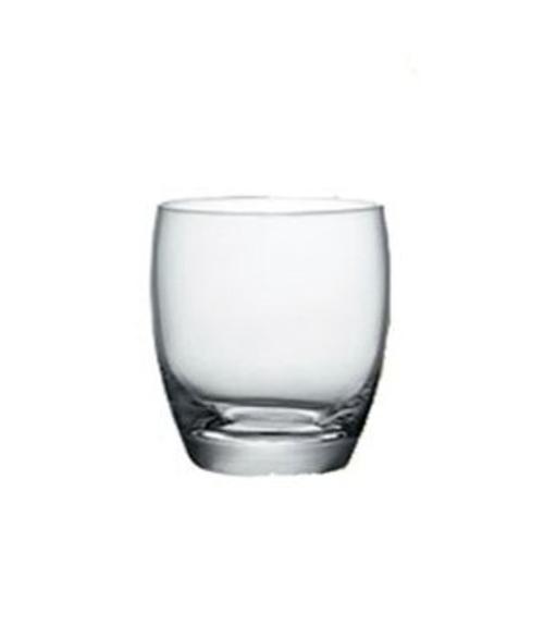 Crescendo Whiskey Glass by Luigi Bormioli in Lucy