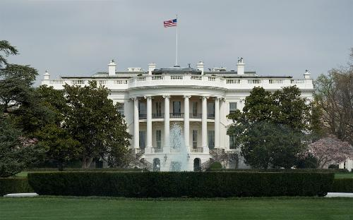 White House Washington, DC in X-Men: Days of Future Past