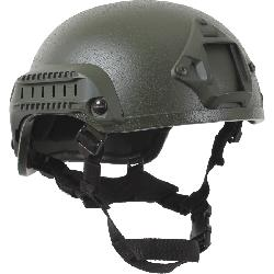 Olive Drab - Military Style Base Jump Airsoft Helmet by galaxyarmynavy in Sabotage