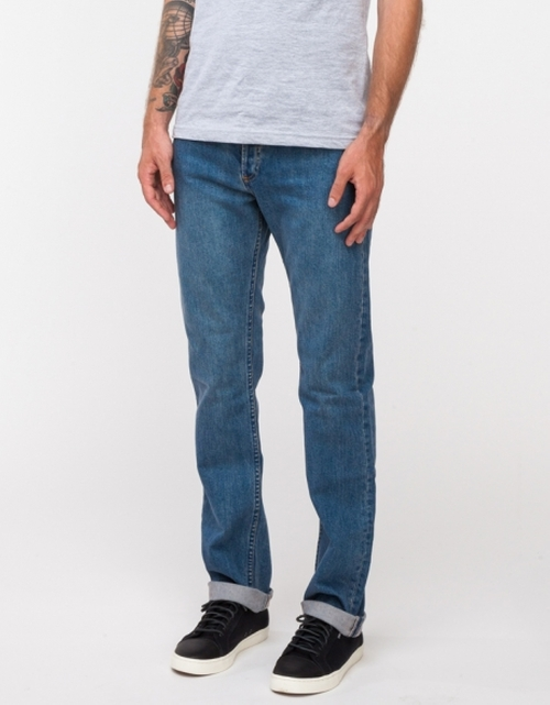 Washed New Standard Jeans by A.P.C. in Vacation