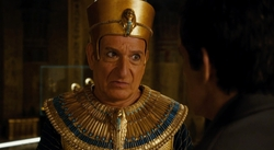 Custom Made Egyptian Pharaoh Costume by Marlene Stewart (Costume Designer) in Night at the Museum: Secret of the Tomb