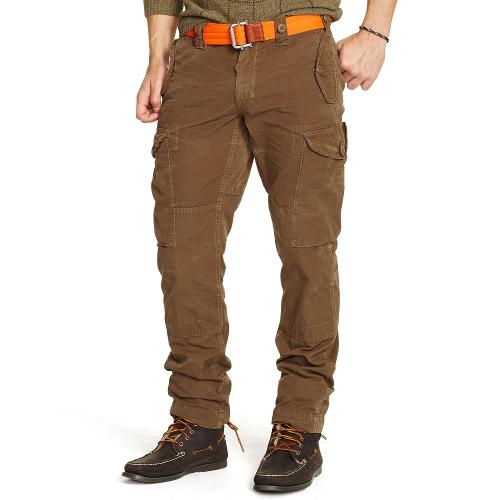Straight-Fit Cargo Pant by Polo Ralph Lauren in The Expendables 3
