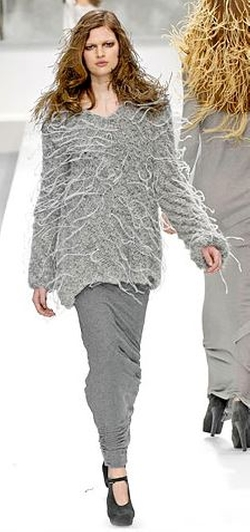 Fall 2007 Ready-to-Wear Sweater by Nina Ricci in Sex and the City